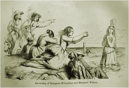 Image result for wigtown martyrs