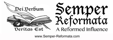 Semper Reformata Logo